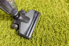Cordless vacuum cleaner Royalty Free Stock Photos