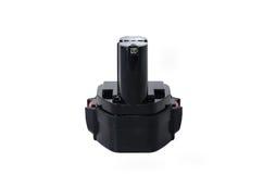Cordless świder maszyny bateria Obrazy Stock