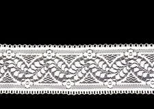 Cordón de la vendimia con las flores Fotos de archivo
