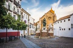 cordoba andaluzji Hiszpanii Obrazy Royalty Free