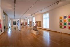 Cordoba, Argentyna Palacio Ferreyra, Evita sztuk piękna Museo Przełożony De Bellas Artes Evita Muzealny wnętrze - obrazy stock