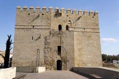 Cordoba Calahorra Tower Royalty Free Stock Photo