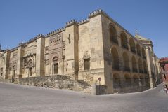 Cordoba Cathedral, Andalusia, Spain Royalty Free Stock Photos
