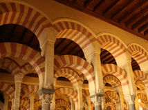 Cordoba Cathedral Royalty Free Stock Photos