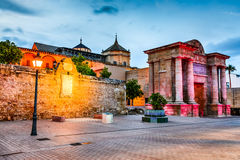 Cordoba - Cathedral Mezquita, Andalusia, Spain Stock Photography