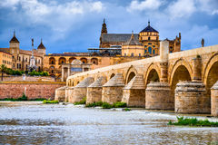 Cordoba - Cathedral Mezquita, Andalusia, Spain Royalty Free Stock Photo