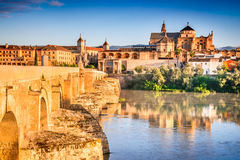 Cordoba - Cathedral Mezquita, Andalusia, Spain Royalty Free Stock Photography