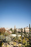 Cordoba Cityscape Stock Photography