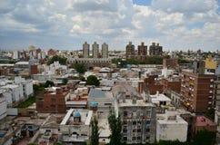 Cordoba cityscape Arkivfoton