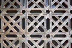 Cordoba dörrsikt Arkivfoto