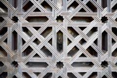 Cordoba dörrsikt Arkivbild