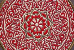 Cordoba - The detail of ceramic plate Royalty Free Stock Image