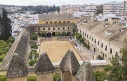 Cordoba Ecuestre, horse shows, Cordoba, Spain royalty free stock image