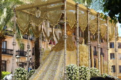 Cordoba - Heilige Week Stock Fotografie