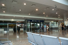 Cordoba International Airport Royalty Free Stock Image