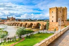 Cordoba - Katedralny Mezquita, Andalusia, Hiszpania zdjęcie stock