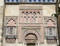 cordoba meczet Zdjęcie Stock