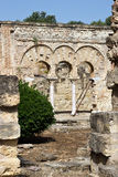 Cordoba, Medina Azahara ruins - View of House Yafar, Andalusia Royalty Free Stock Images