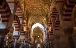 Cordoba Mezquita Stock Photography