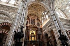Cordoba - Mezquita Stock Photo