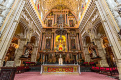 Cordoba Mezquita Mosque Cathedral Royalty Free Stock Images