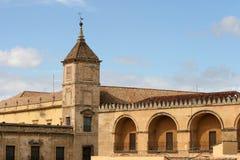 Cordoba Mosque Royalty Free Stock Photography