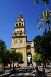 Cordoba Mosque. In Andalusia from Spain Stock Photo