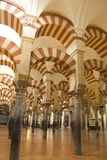 Cordoba mosque cathedral Stock Photos