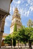Cordoba Mosque & Cathedral, La Mezquita Stock Image