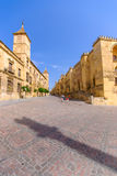 Cordoba Mosque & Cathedral, La Mezquita Royalty Free Stock Photography