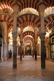 Cordoba Mosque Royalty Free Stock Image