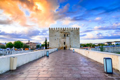 Free Cordoba - Roman Bridge, Andalusia, Spain Royalty Free Stock Image - 92991706