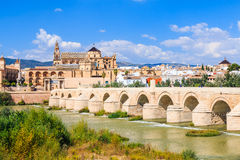 cordoba spain Royaltyfri Bild