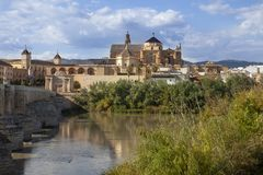 Cordoba, Spain stock image