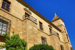 Cordoba, Spain. The Great Mosque (currently Catholic cathedral). UNESCO World Heritage Site. Royalty Free Stock Photos