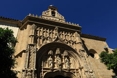 Cordoba, Spain. The Great Mosque (currently Catholic cathedral). UNESCO World Heritage Site. Stock Images