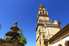 Cordoba, Spain. The Great Mosque (currently Catholic cathedral). UNESCO World Heritage Site. Stock Photo