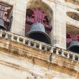 CORDOBA - SPAIN - JUNE 10, 2016 :Torre del Alminar Bell Tower Sp Royalty Free Stock Images