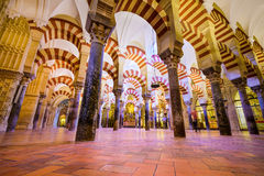 Cordoba, Spain Mosque Stock Photo