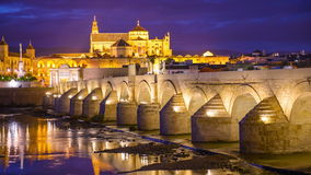Cordoba, Spain old city Time Lapse stock video footage