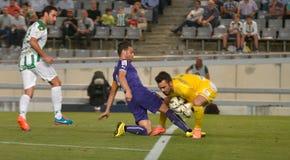 CORDOBA, SPAIN - SEPTEMBER 28: Sergio García P(9) in action during match league Stock Photo