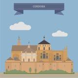 Cordoba, Spanje royalty-vrije illustratie