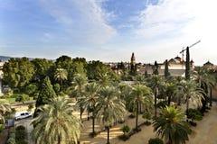 Cordoba-Stadt-Ansicht Lizenzfreie Stockfotos