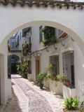 Cordoba Street Royalty Free Stock Photos