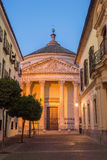Cordoba - The Church Iglesia De Santa Victtoria Stock Photography