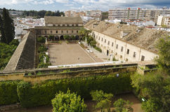 Cordoba view. Cordoba, city view from fortification walls Stock Photo