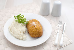 Cordon Bleu Royalty Free Stock Photo