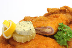 Cordon Bleu Stock Photo