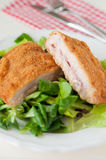 Cordon bleu Royalty Free Stock Images