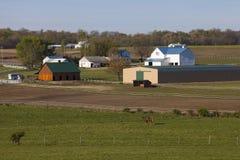 Cordon de ferme de la Pennsylvanie Photographie stock libre de droits